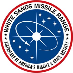 White Sand Missle Range logo