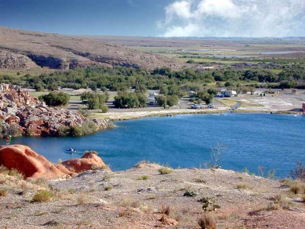 Elephant Butte Lake New Mexico