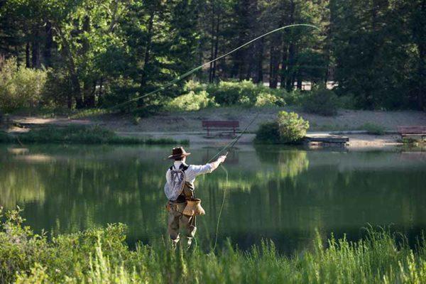Fly Fishing New Mexico