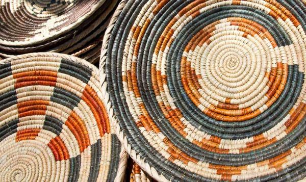 Traditional New Mexican Baskets