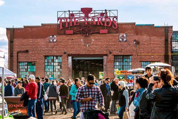 Albuquerque Repurposed Historic Rail Yards