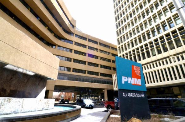New Mexico PNM Renewable Energy