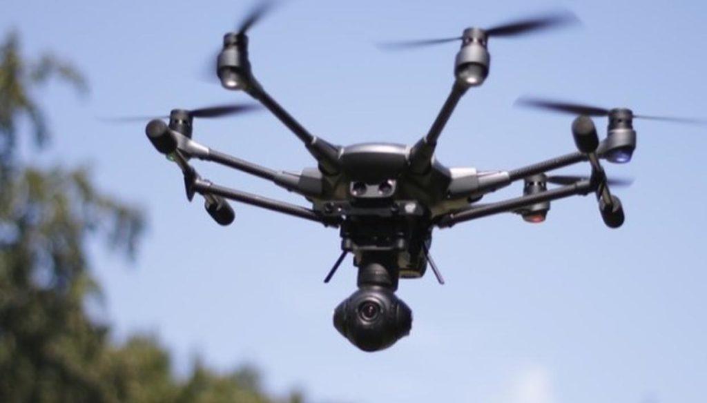 New Mexico Drone