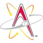 Albuquerque Isotopes Robot Baseball