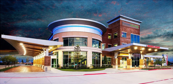 Hobbs Hospital Design Concept
