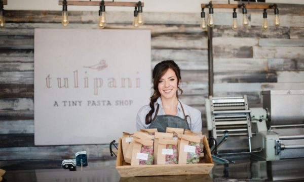 tulipani pasta is among the businesses set to join the Sawmill Market project