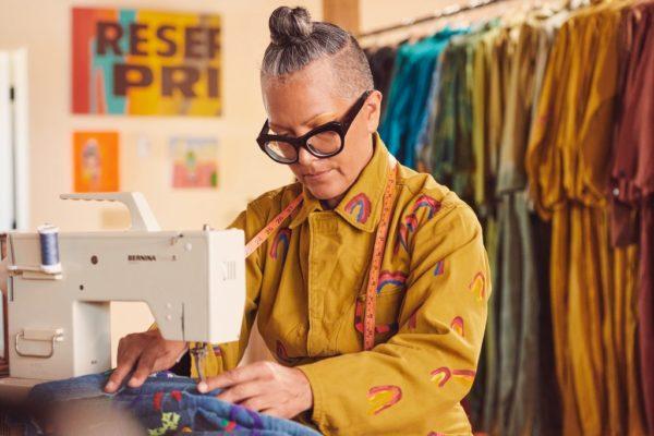 New Mexico Clothing Company Orenda Tribe Supporting Navajo Nation